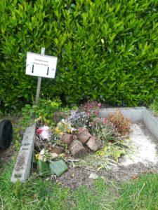 Environnement cimetière