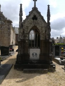 caveau chapelle funéraire