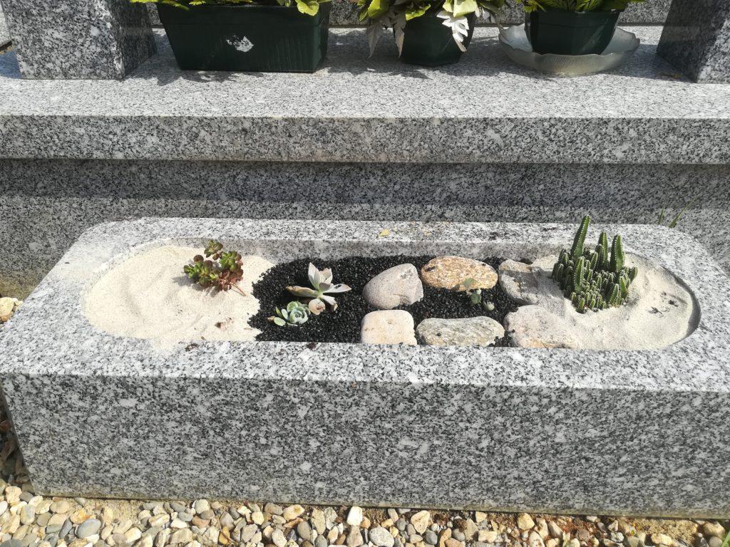 Quelles plantes pour une jardinière au cimetière