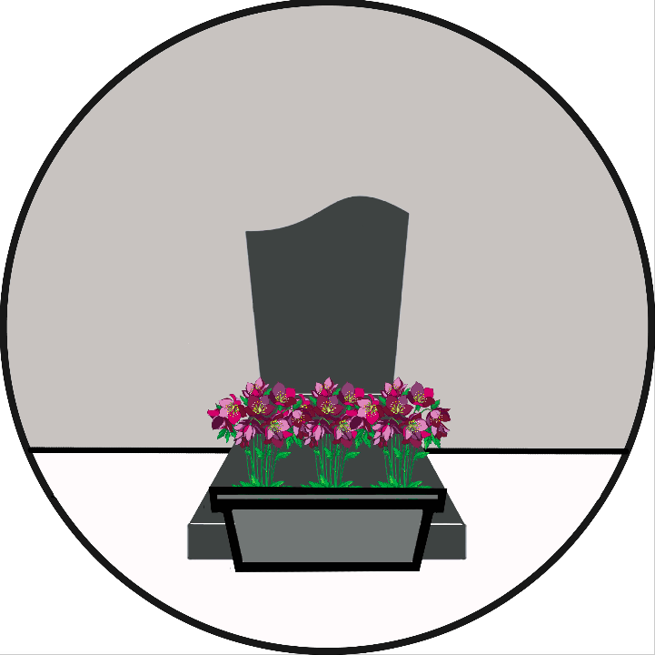 aménagement paysager jardinière