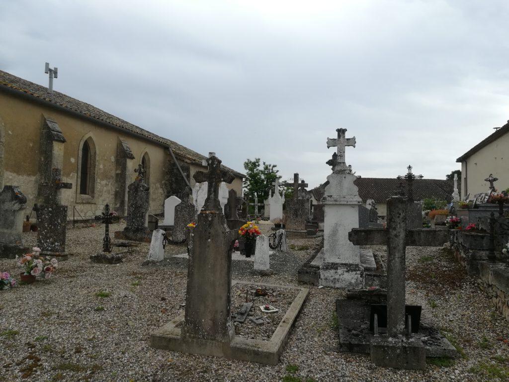 cimetière Saint Eutrope